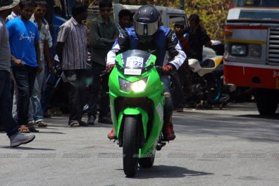 Nandi - Race to the clouds - MSCK 14