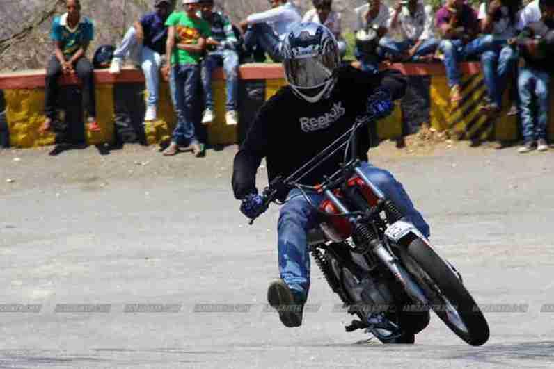 Nandi - Race to the clouds - MSCK 49