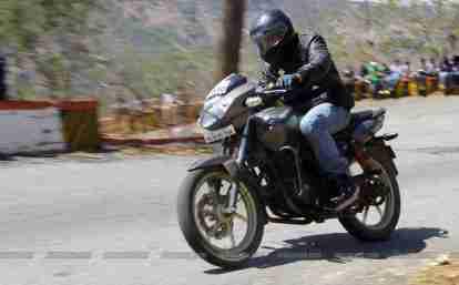 Nandi - Race to the clouds - MSCK 60