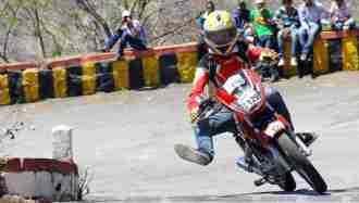 Nandi - Race to the clouds - MSCK 63