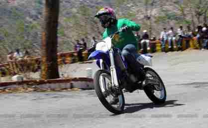 Nandi - Race to the clouds - MSCK 73
