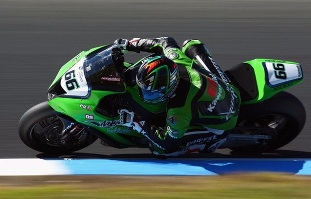 Tom Sykes on record breaking spree at Aragon tests