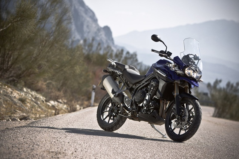 Triumph Tiger Explorer 1200 2012 08