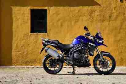 Triumph Tiger Explorer 1200 2012 11