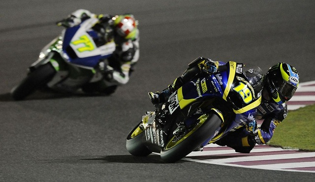 Moto2 2012 Qatar Tech3 race day report