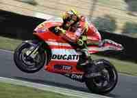 MotoGP 2012 Qatar Ducati