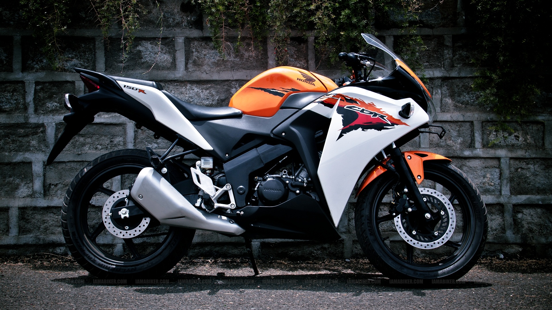 Honda CBR 150R HD wallpapers