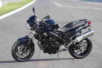 BMW F800R 2012 Black Sapphire Metallic 11