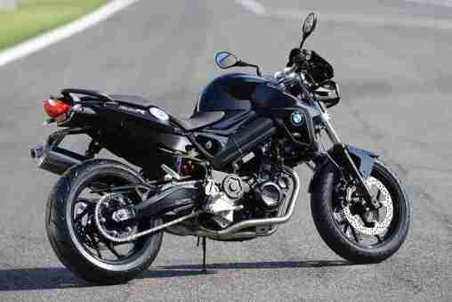 BMW F800R 2012 Black Sapphire Metallic 15