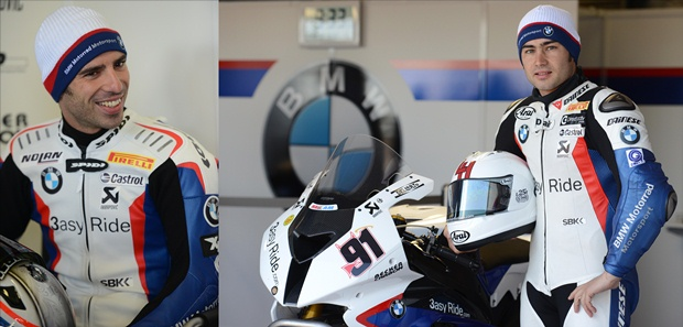 In conversation with Marco Melandri and Leon Haslam