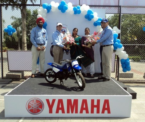 Kidz Yamaha Safe Riding Science of the year 02