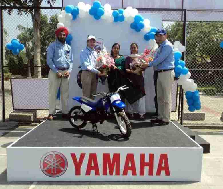 Kidz Yamaha Safe Riding Science of the year 02