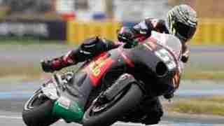 MotoGP 2012 Le Mans San Carlo Honda Gresini qualifying