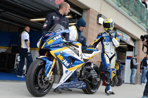 WSBK 2012 Salt Lake City Goldbet Italia FP2 Superpole report