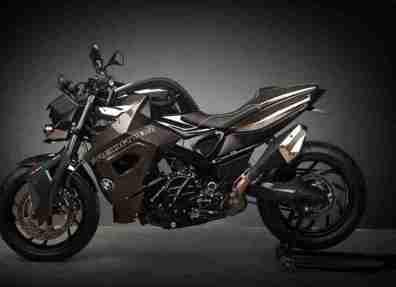 bmw f800r predator vilner custom bike 07