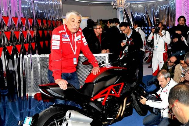 Ducati's CEO confirms on possible production delays