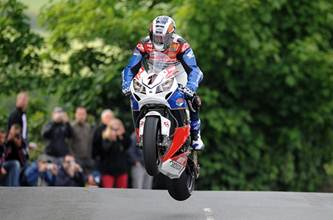 Isle on Man TT 2012 John McGuinness win