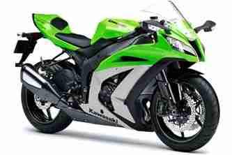 Kawasaki ZX-6R for 2013