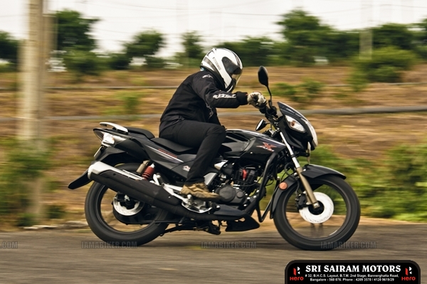 cbz review - handling and braking