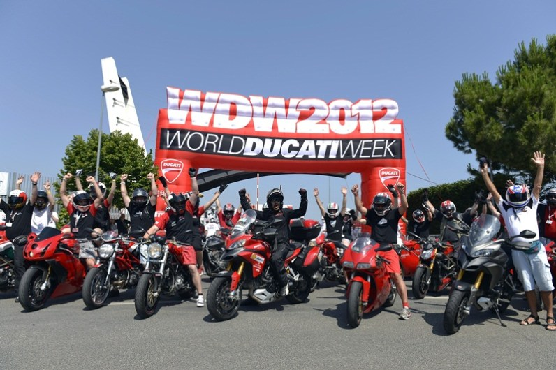 world ducati week 09