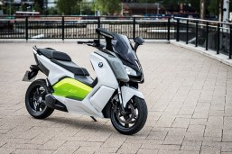 BMW C evolution scooter 16