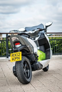 BMW C evolution scooter 17