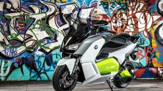 BMW C scooter