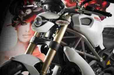 Ducati Monster Bulgari by Vilner customs 17