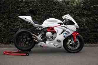 MV Agusta F3 WPR Racing