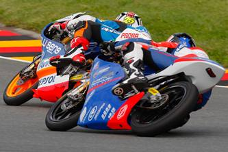 Moto3 2012 Sachsenring Repsol qualifying