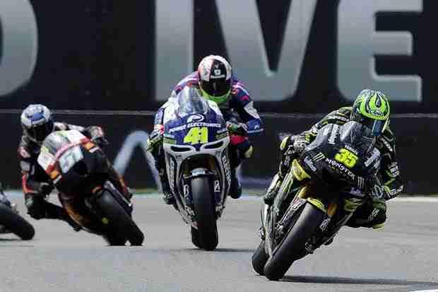 MotoGP 2012 Assen Tech3 Yamaha race day report