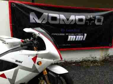 Petronas FP1 reborn as the Momoto MM1 02
