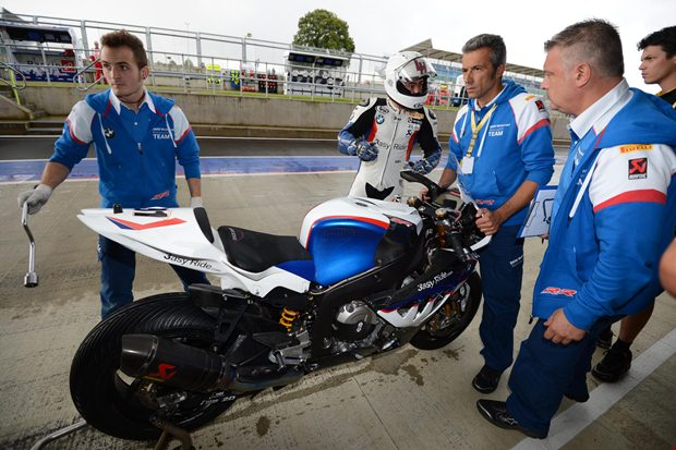 BMW WSBK Moscow preview