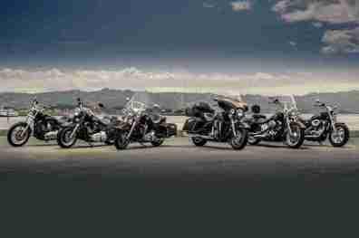 Harley Davidson 110th Anniversary models 01