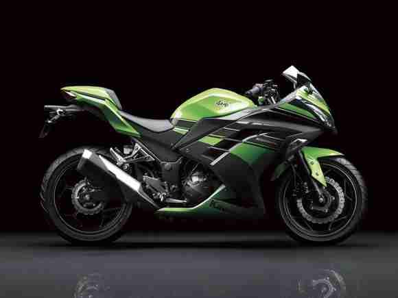 Kawasaki Ninja 250R 2013 16