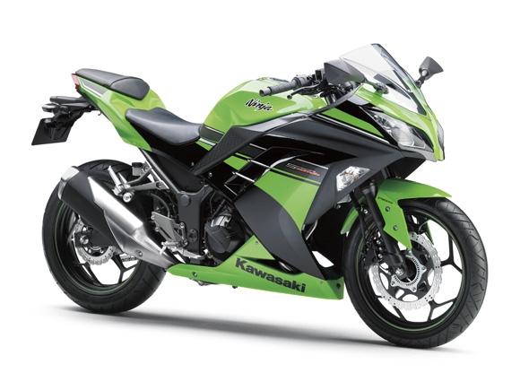 Kawasaki Ninja 250R 2013 23