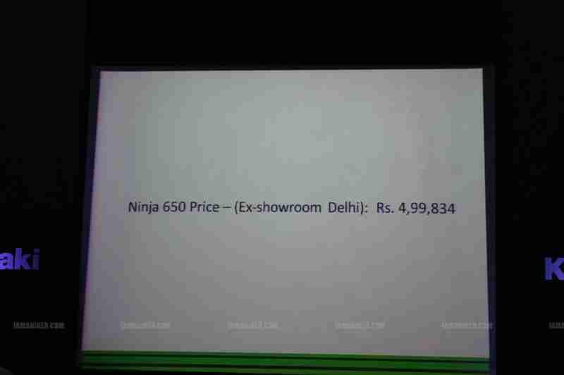 Ninja 650 India 02