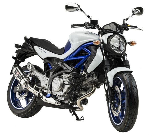 Suzuki Gladius SFV650 launched in Spain