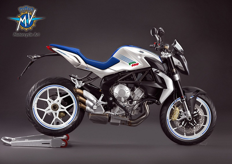 MV Agusta Brutale 675 special edition 04