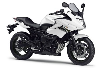 Yamaha XJ6 and Diversion 2013 05