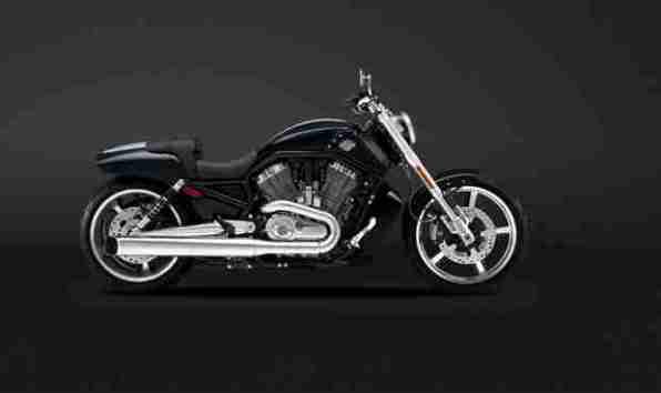 2013 Harley Davidson V-Rod Muscle - 05