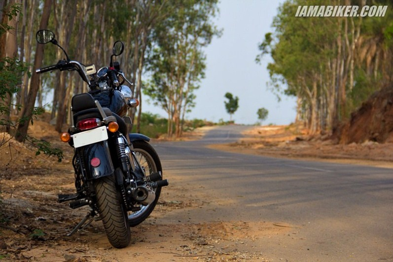 Thunderbird 500 Royal Enfield - 01