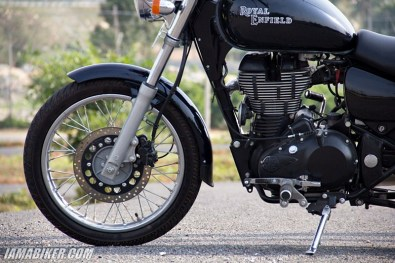 Thunderbird 500 Royal Enfield - 03