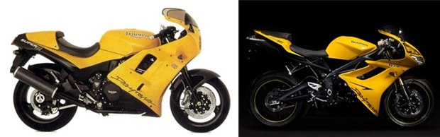 Triumph Daytona Super III limited edition