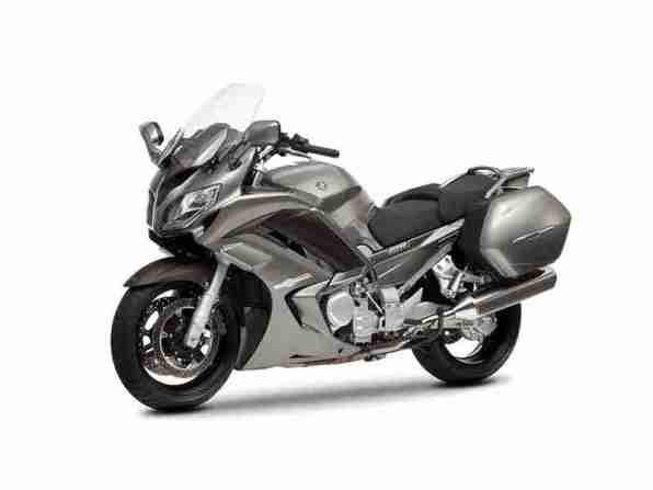 Yamaha FJR1300 2013 - 05