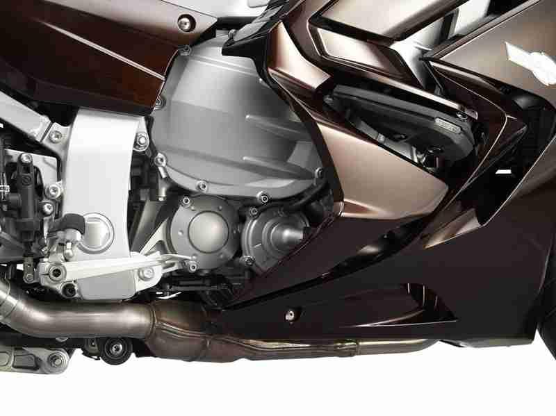 Yamaha FJR1300 2013 - 19