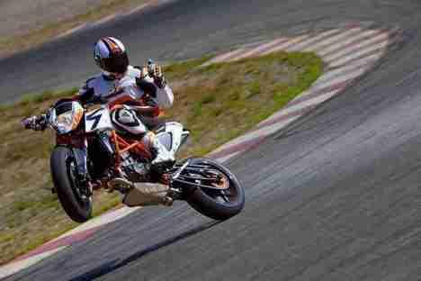 2013 KTM Duke 690 R - 10