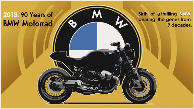 BMW new boxer model for 90th anniversary