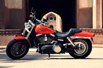 Harley Davidson Fat Bob launched in India