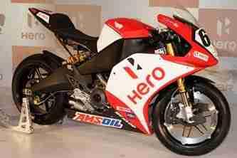 Hero MotoCorps 250cc bike
